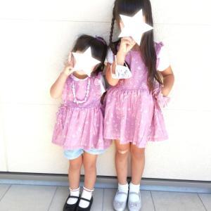 敬老の日&姉妹コーデ