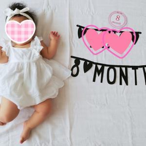 次女 8ヶ月♡