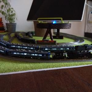 客車の室内灯