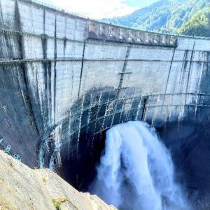 立山黒部アルペンルートの旅3 黒部ダム