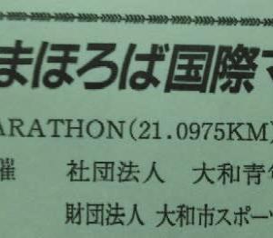 私のフルマラソン完走99回史 4 「序章・フル挑戦前史(4) 〜ハーフへ本格挑戦へ! やればできるじゃんも・・・〜」