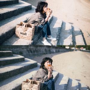 wolt広島、foodフォトと美味しい生活