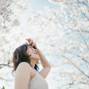 春の桜でスタートの4月撮影、お花シーズンはじまります。