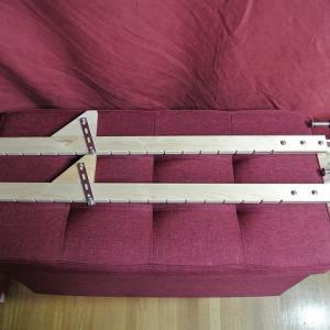 木製クランプを作る(長尺物用)自作