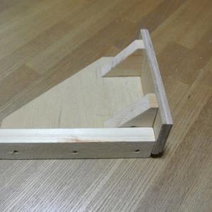 木材を直角に切る道具を作る!