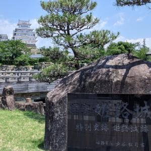 やっぱり美しく見応えがある。国宝のお城、世界遺産の姫路城
