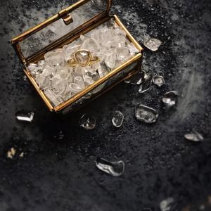 ◆  ダイヤモンドの愛は…