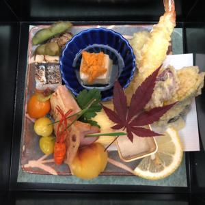 京都と花伝と和食とランチと取肴と秋の味覚と秋刀魚寿司とステーキとジムとJET SETとレコード