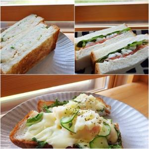 7月~9月のサンドイッチ