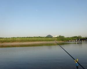 今年3回目の野洲川は惨敗・・・