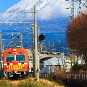 2020.01.04 岳南電車・東海道新幹線 ~2020年撮りはじめ~