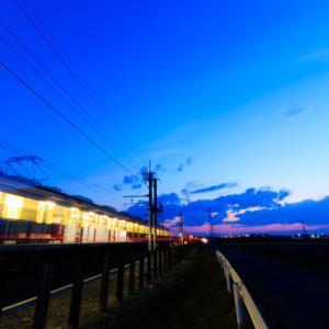 2021.05.29 秩父鉄道+はなび