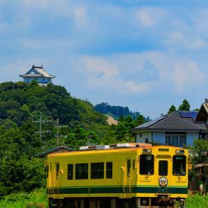 2021.08.01 いすみ鉄道+大多喜町
