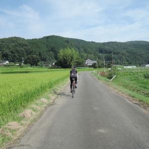 夏休み最後のサイクリング