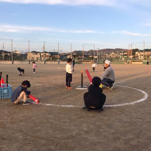ティーボール教室の写真を撮影しました!【奈良県生駒郡三郷町のスポーツ教室・習い事】