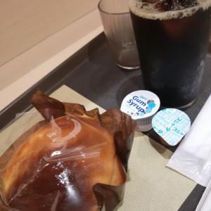 カフェでお茶と読書✩.*˚
