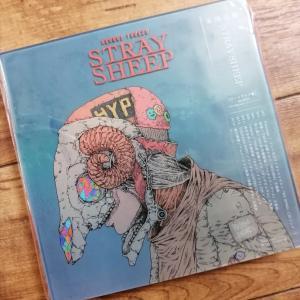 米津玄師さんアルバム STRAY SHEEP  フラゲ✩.*˚