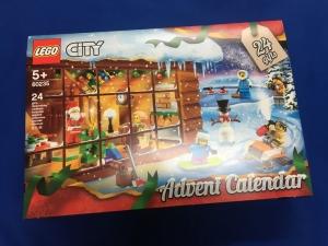 60235 シティ2019アドベントカレンダー