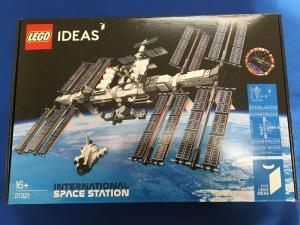 21321 国際宇宙ステーション