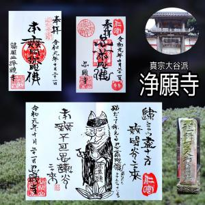 【石川】ひっそり猫好きが集う真宗大谷派のお寺「浄願寺」でいただいたステキな【参拝記念】(御朱印)