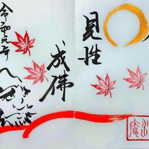 【京都】妙心寺 塔頭 養徳院でいただいたステキな【限定御朱印】~追加掲載版~