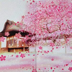 【京都】なりひら桜が美しい「十輪寺」のステキな新作【御朱印帳】&【御朱印】~まとめ版~