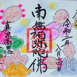 【新潟】ウーパールーパーのお寺 真宗高田派「大聖寺」でいただいたステキな【参拝記念(御朱印)】