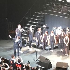 仙台でコブクロのコンサートに行ってきました。