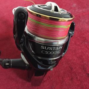 SHIMANO SUSTAIN購入