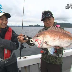 釣り百景 #312『大興奮!鯛ラバゲーム 瀬戸内海のマダイゲーム』