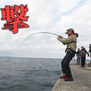 【九州釣り旅 #17・沖堤防に潜む怪魚】大物釣りの天才集団と釣りしたら史上最高の結果にwww【突撃!ヨネスケのツリタビch】