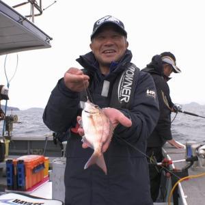 夢釣行 #397【伊勢志摩を味わう初冬の船釣り~伝統釣法で誘う平目と真鯛~】