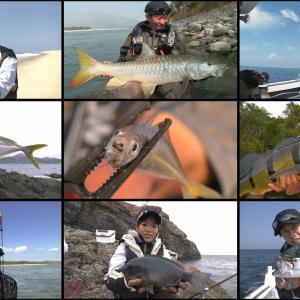 夢釣行 #398【2019年・釣行名場面編 様々な水辺で物語が紡がれた2019年、一魚一会の旅。】