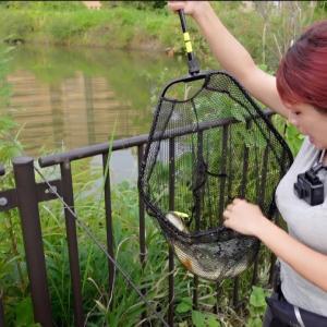久しぶりの野池がやばすぎた。【マルコス 釣り名人への道】