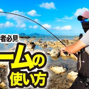 小物釣りのはずがワームに大物がHITしてドラグが止まらねぇ!!【カミヤマライトゲーム】