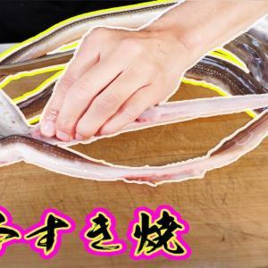 海のウナギを日本の伝統料理で食す!!【釣りよかでしょう。】