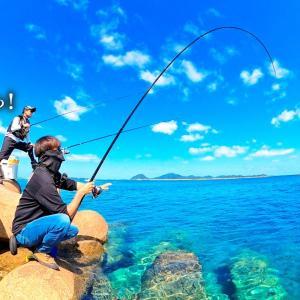 釣り人のみが味わえる、毒だらけの美味しい魚におじーもおばーも感動【カミヤマライトゲーム】