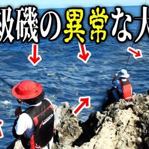 【クイシで大物狙い #02】異常…2年前に突如現れた沖縄一級磯の大魚群を釣れ!【ハイサイ探偵団】