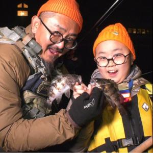 夢釣行 #456【初春の三浦半島で遊ぶ親子のメバル釣り~感動体験が育む健やかなる感性~】