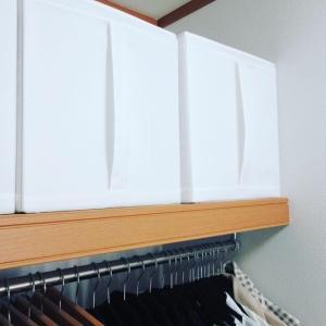 収納スペースがざわつく問題を解決するひとつの方法。