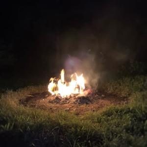 キャンプ無いけど焚き火だけでもいけちゃう