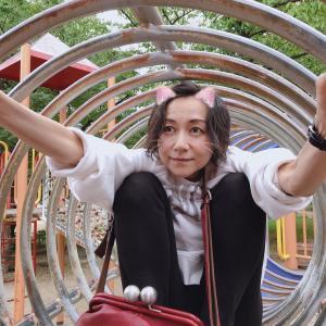祝日の午後は公園はしご