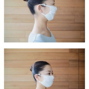 気持ちがよいマスク