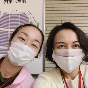 関西ジュニア・シニアバレエフェスティバルお手伝い