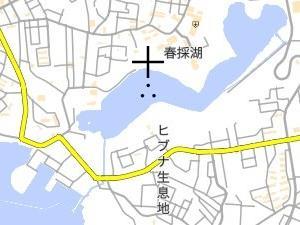 近江商人の認めた<太湖>に共感 春採湖と田辺朔郎200406