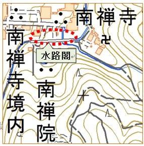 「近代化への貢献度 ナムバーワン」  琵琶湖疎水200413.