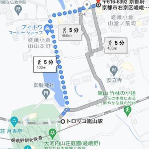 嵯峨日記 向井去来別荘・落柿舎210701