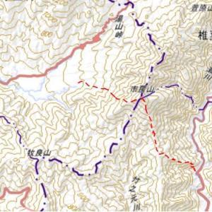 炊きモノの山・市房山 熊本水上村210716
