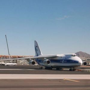 世界最大の輸送機ルスラーン