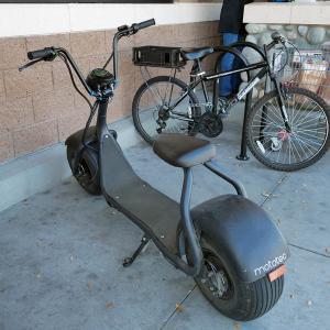 MOTOTEC電動バイク